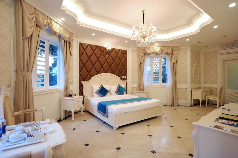 Villa 1 Chambre avec Lit King Size (1-Bedroom Villa with King Bed)
