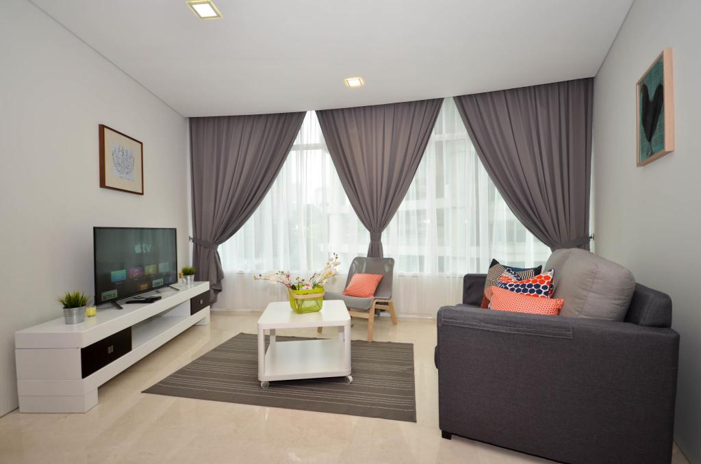 Premier 2-Bedroom Placin @ Vortex KLCC