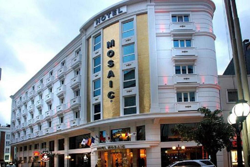 0cc70ad10 فندق موزاييك (Mosaic Hotel) اسطنبول حجز رخيص فوري مع اجودا