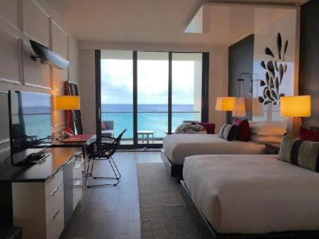 Junior Suite Kamer Kimpton Seafire Resort & Spa