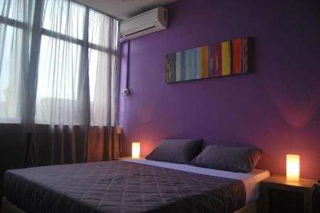 Double Room Borneo Seahare Guesthouse
