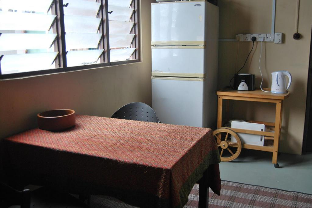 Interior view Borneo Seahare Guesthouse