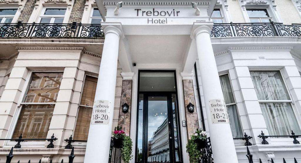 More about Trebovir Hotel London