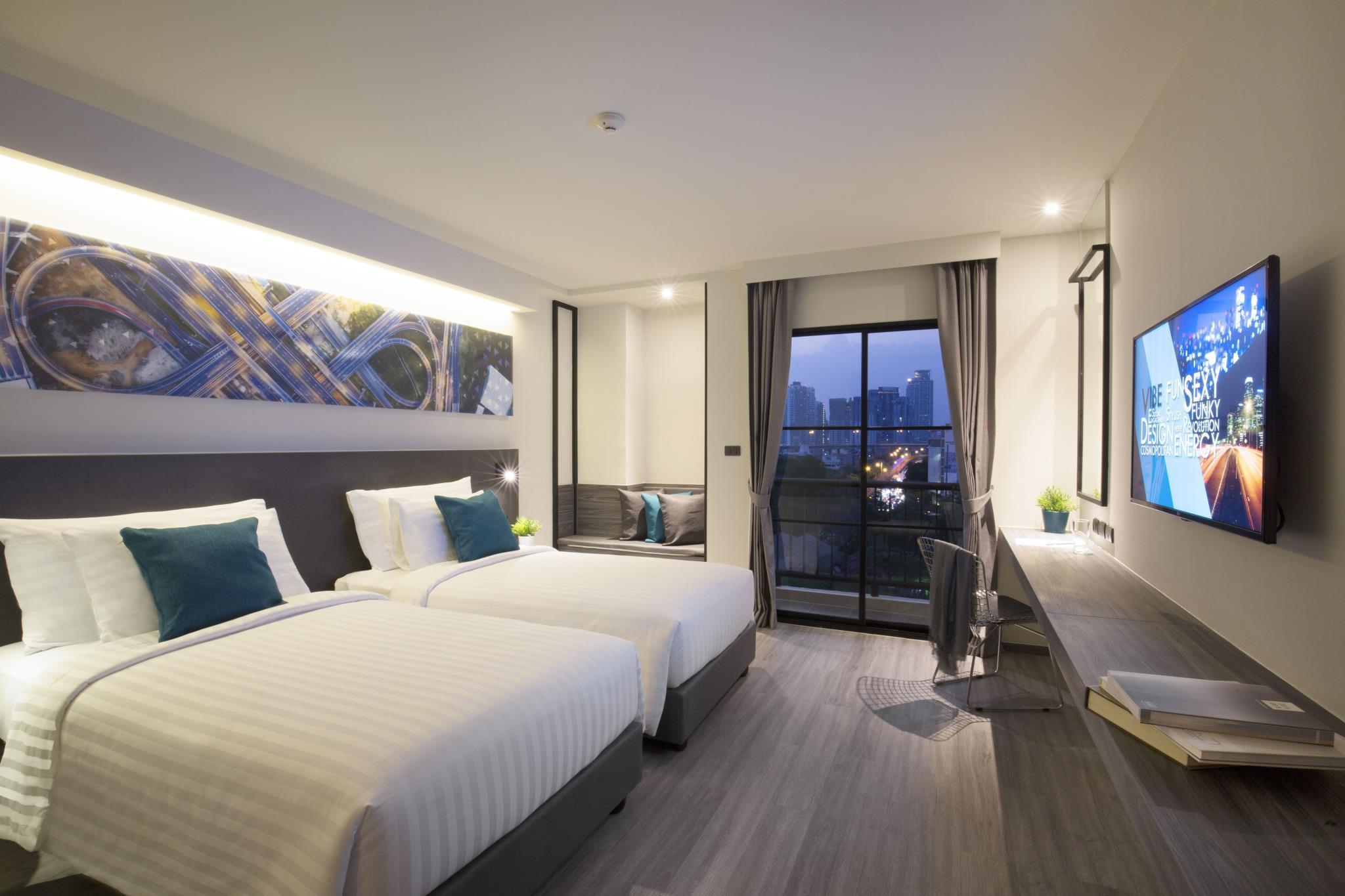 曼谷曼谷素坤逸路X2活力酒店 (X2 Vibe Bangkok Sukhumvit) - Agoda 提供行程前一刻