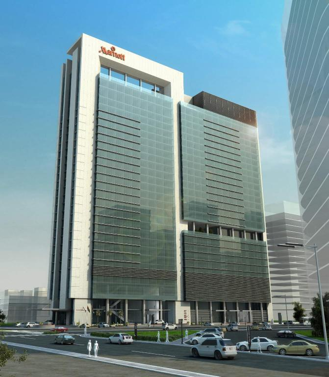 More About Marriott Hotel Downtown Abu Dhabi