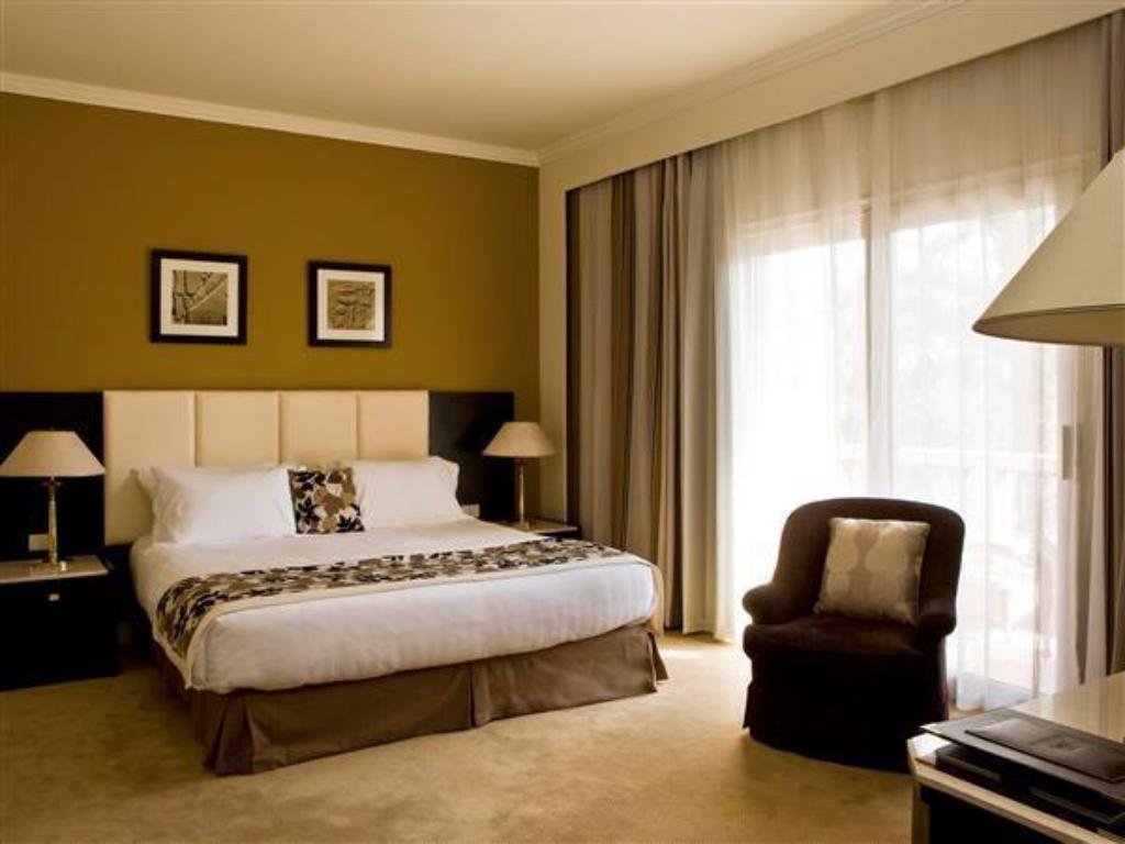 Classic Room King bed - Guestroom Pavillon Winter Luxor