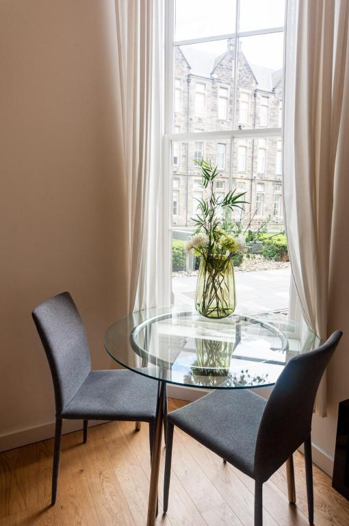 Interior view Luxury Quartermile SelfCatering Apartment