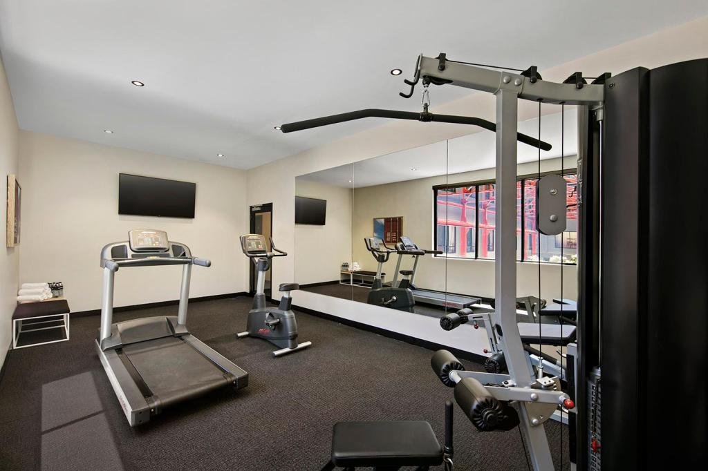 Fitness center Quest Fremantle