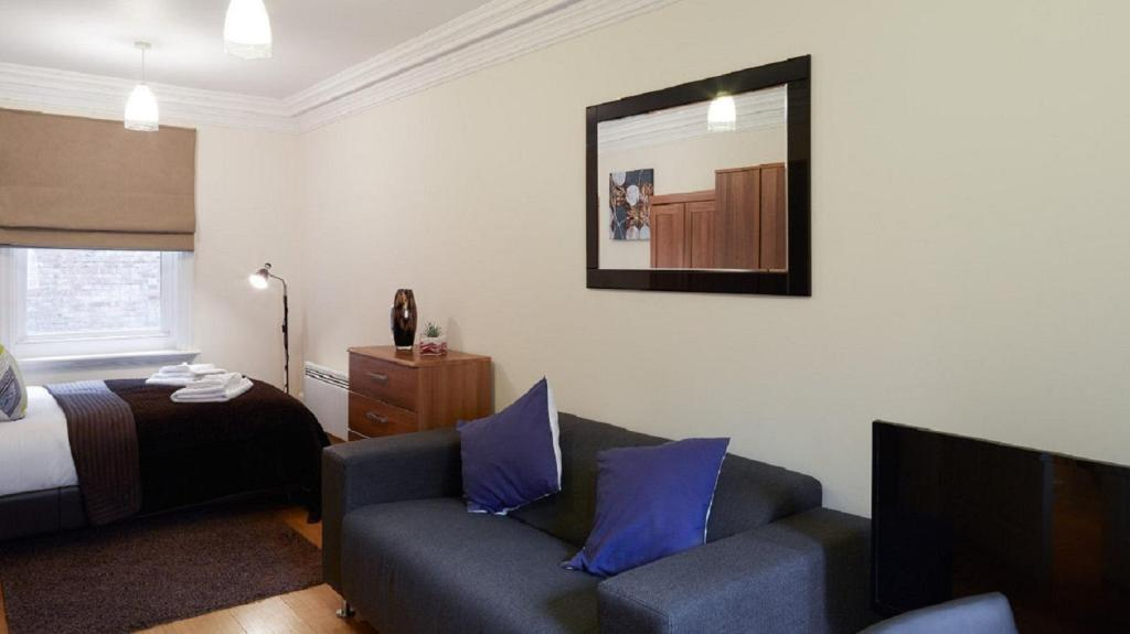 Studio Deluxe Apartment - Guestroom Leicester Square One