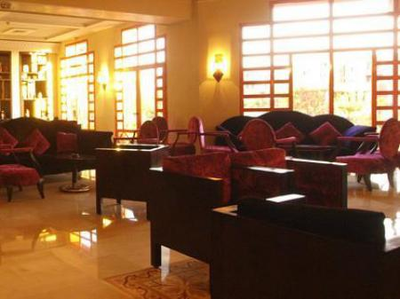 Lobby Palm Plaza Hotel & Spa
