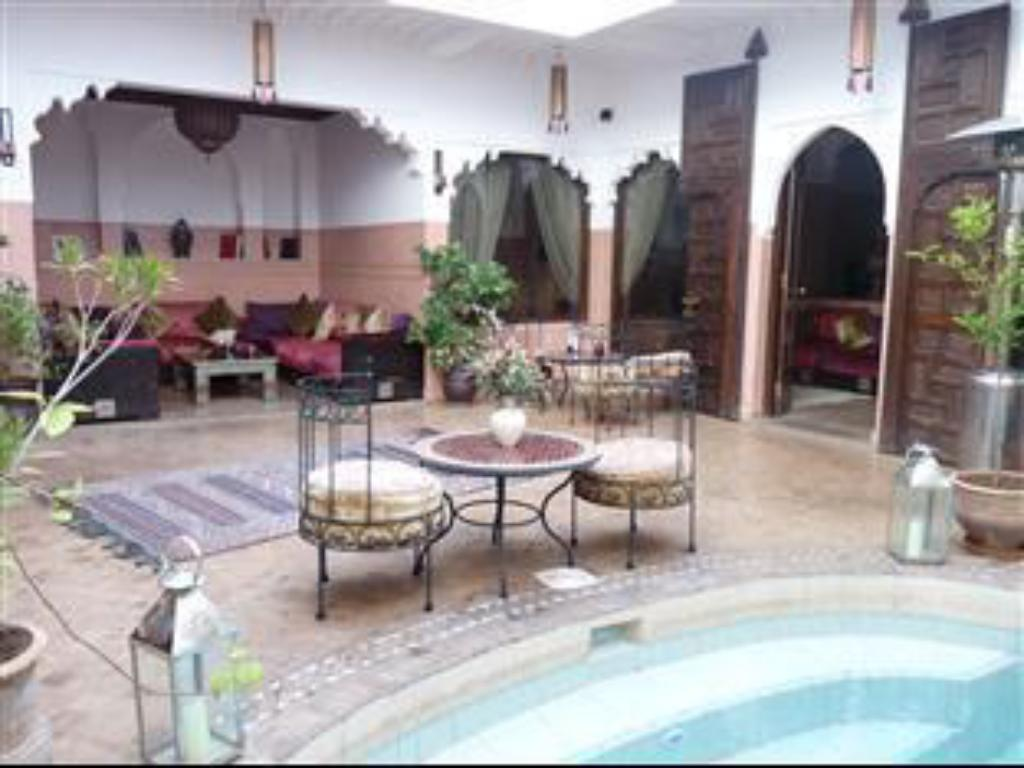 More about Riad Anya