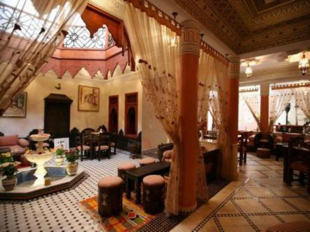 More about Riad El Wiam