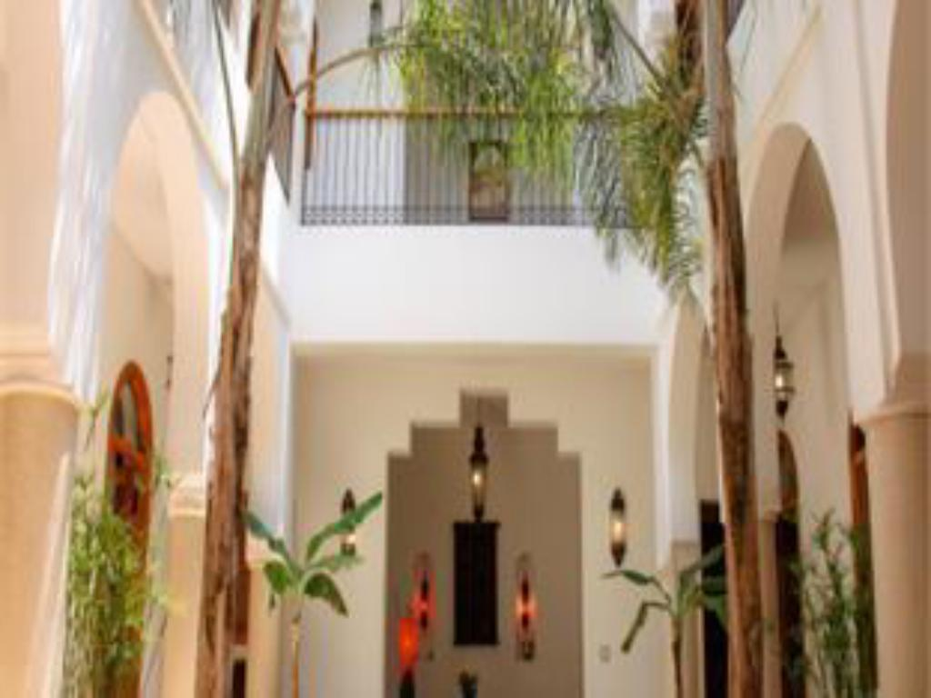Interior view Riad Mariana