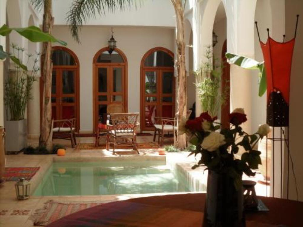 More about Riad Mariana