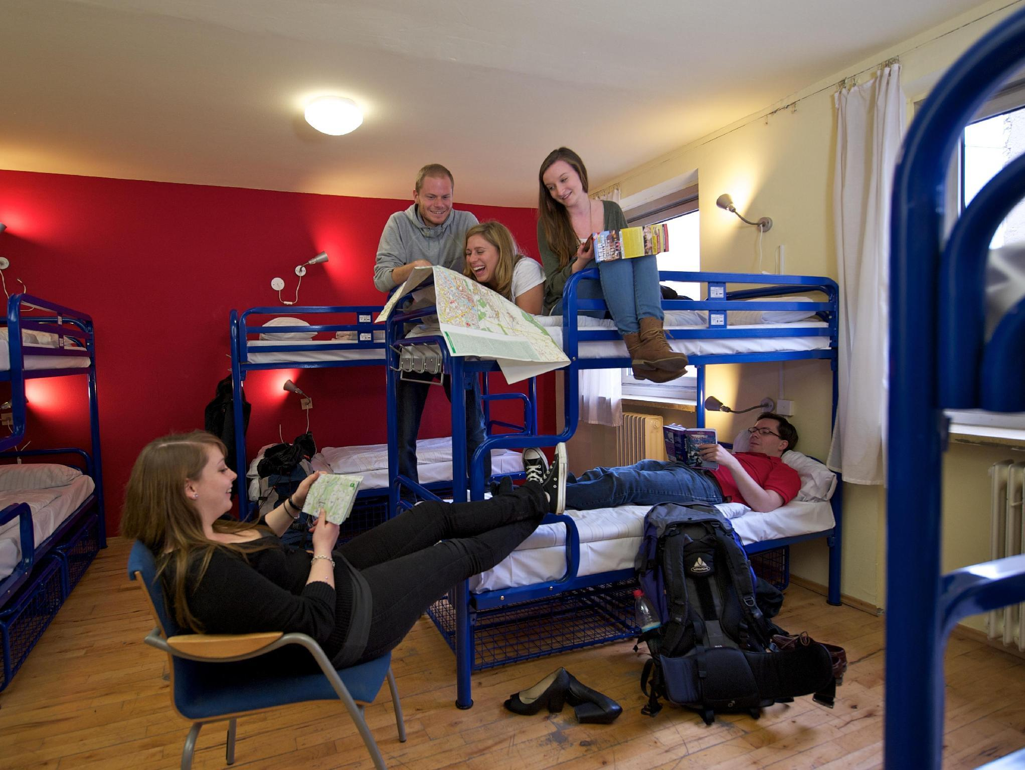 1 Person in 12-Bed Dormitory - Mixed