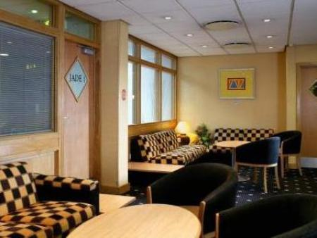 Лоби Best Western Plus Nottingham City Centre