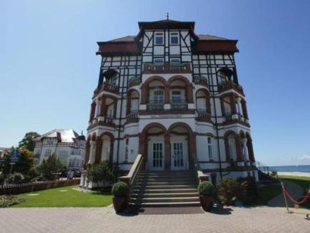 Hotel Schloss am Meer & Hansa Haus am Meer Ostseebad
