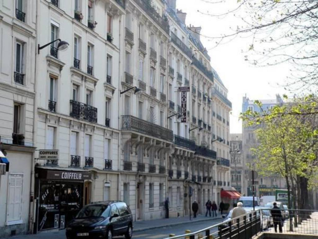 More about Hotel du Square d'Anvers