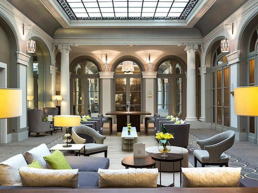 Paris Marriott Opera Ambassador Hotel in France - Room Deals, Photos & Reviews