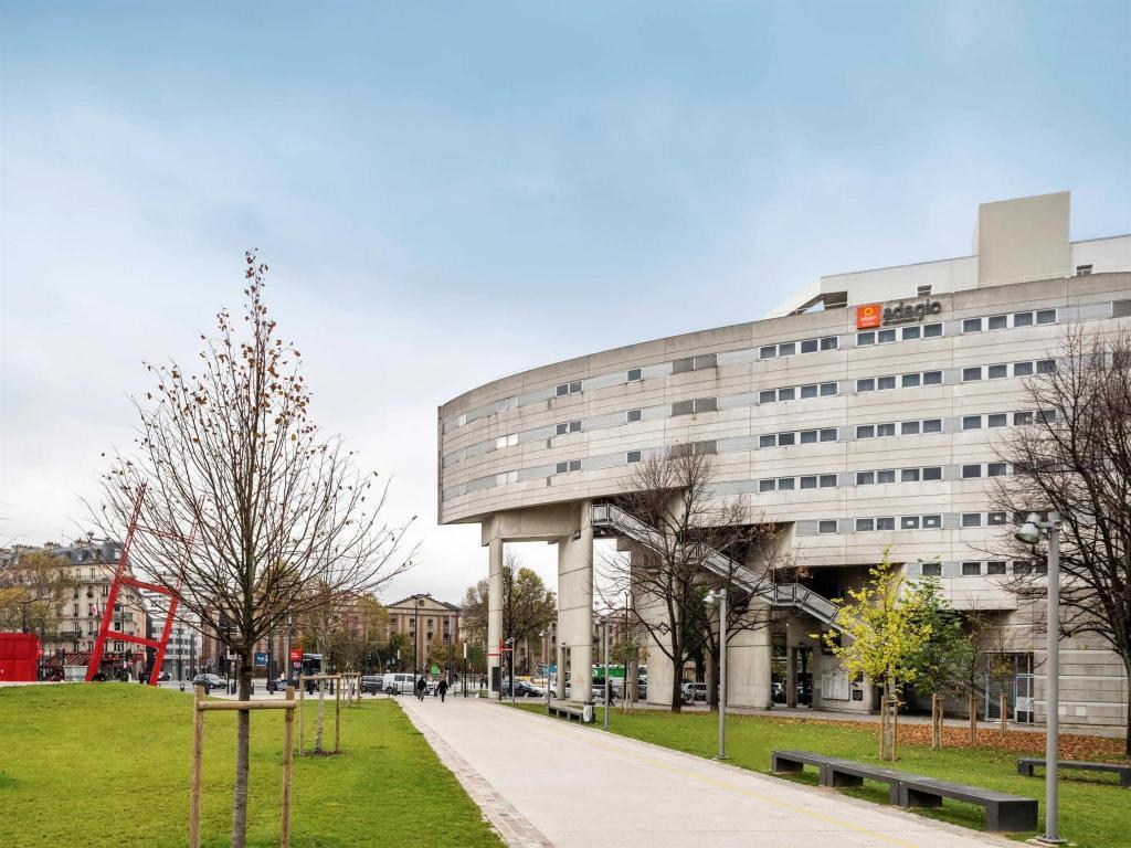 Tìm hiểu thêm về Adagio Access Paris la Villette Aparthotel