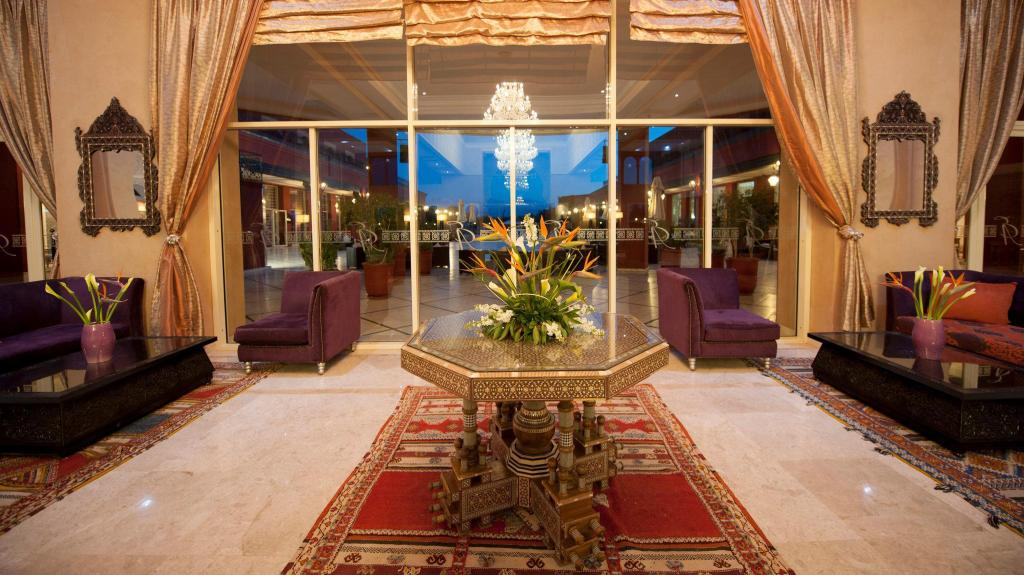 Lobby Eden Andalou Aquapark & SPA - All Inclusive