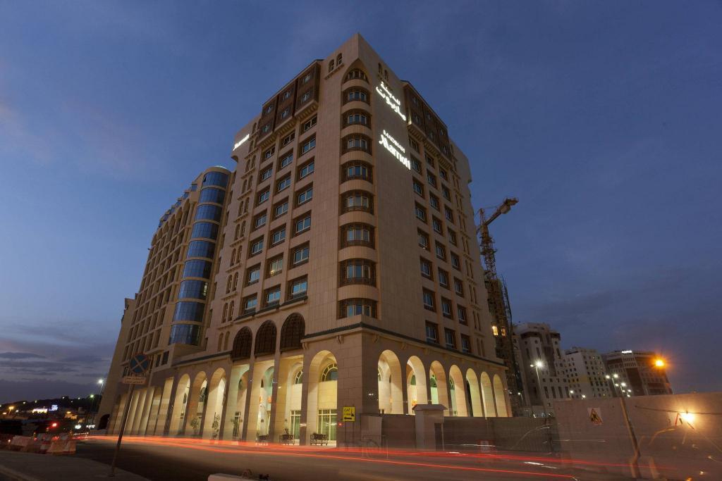 Madinah Marriott Hotel In Medina Room Deals Photos Reviews