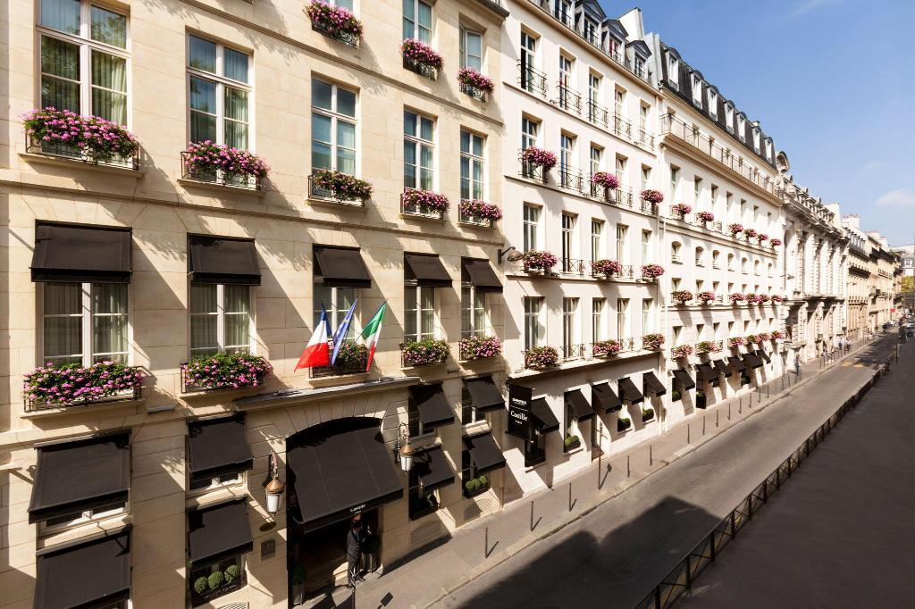 More about Hotel Castille Paris