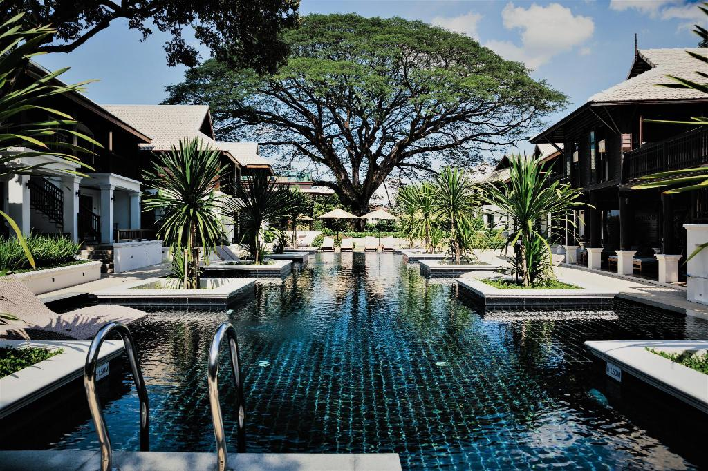 Swimming pool [outdoor] Na Nirand Romantic Boutique Resort