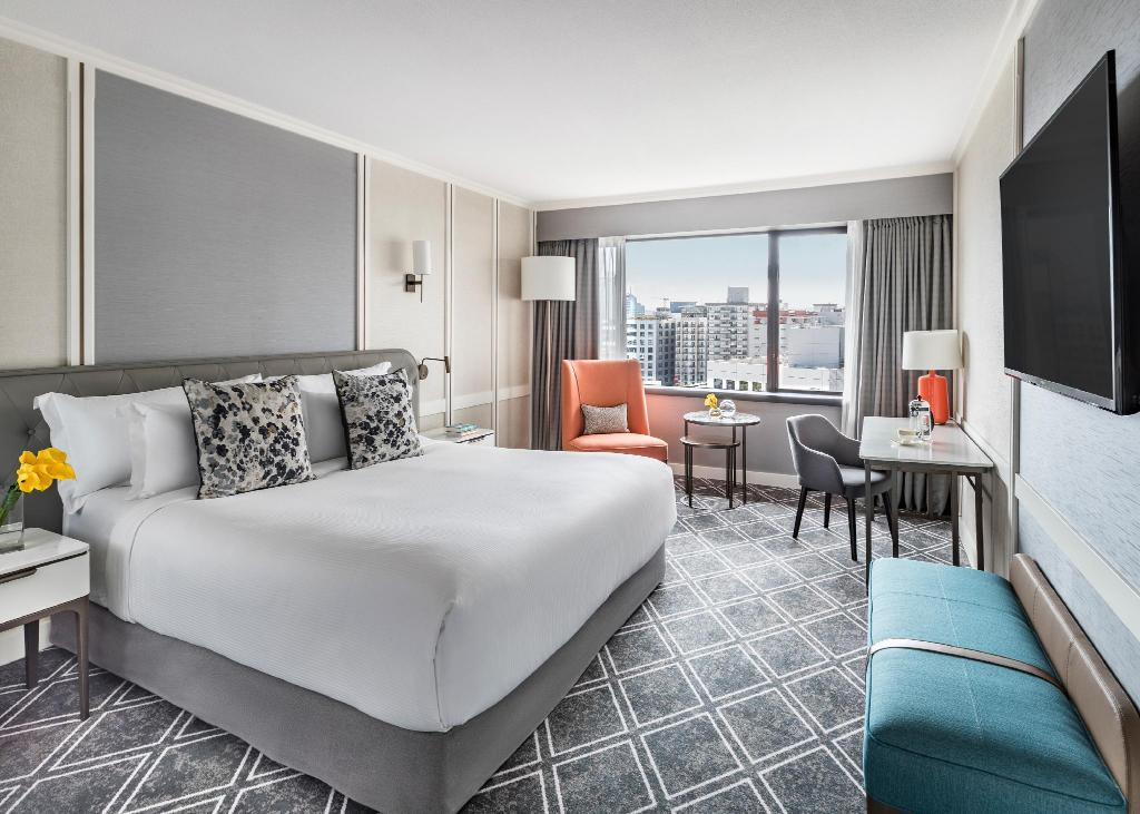 Superior King - Bedroom Cordis, Auckland – a new brand by Langham Hospitality Group