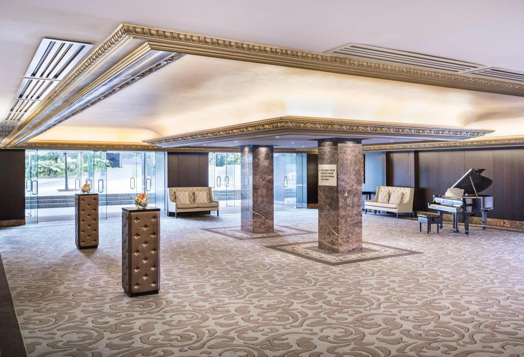 Lobby Cordis, Auckland – a new brand by Langham Hospitality Group