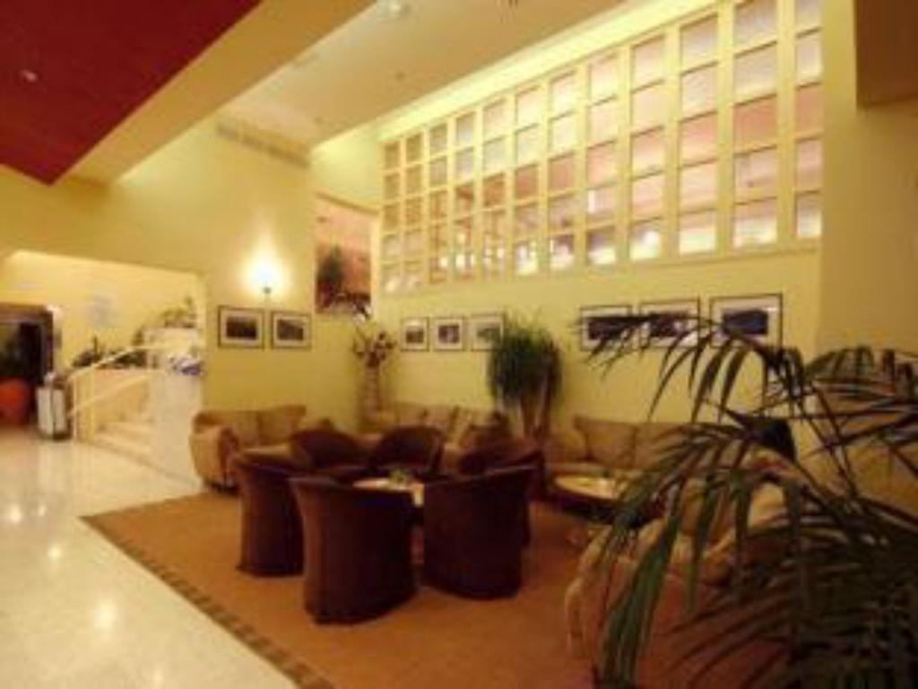 Interior view Allegro Hotel
