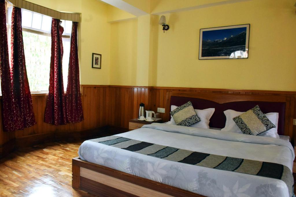 Chambre Deluxe - Lit Gangtok Retreat and Spa