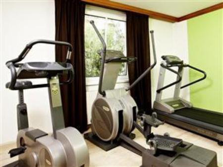 Fitness center Arena City Hotel