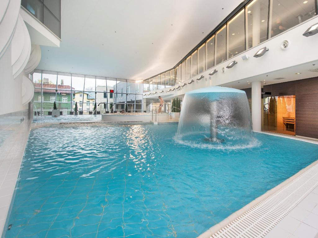 Piscine Park Inn by Radisson Meriton Conference & Spa Hotel Tallinn