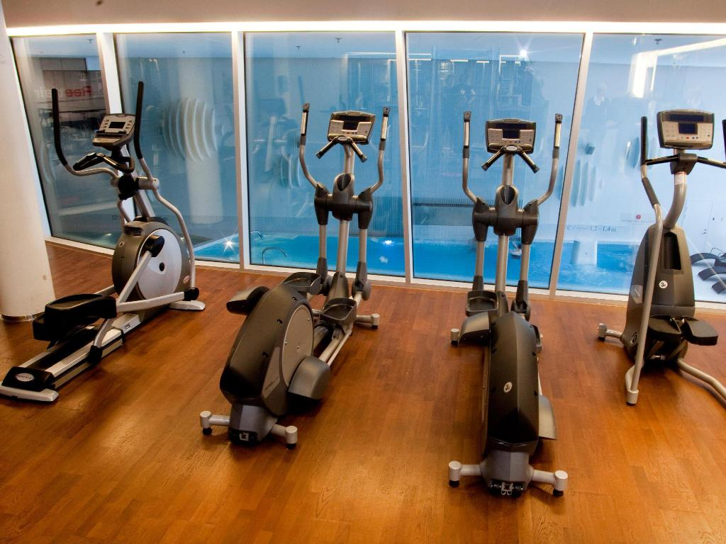 centre de fitness Park Inn by Radisson Meriton Conference & Spa Hotel Tallinn