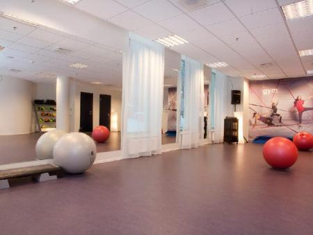 Fitness center Park Inn by Radisson Meriton Conference & Spa Hotel Tallinn