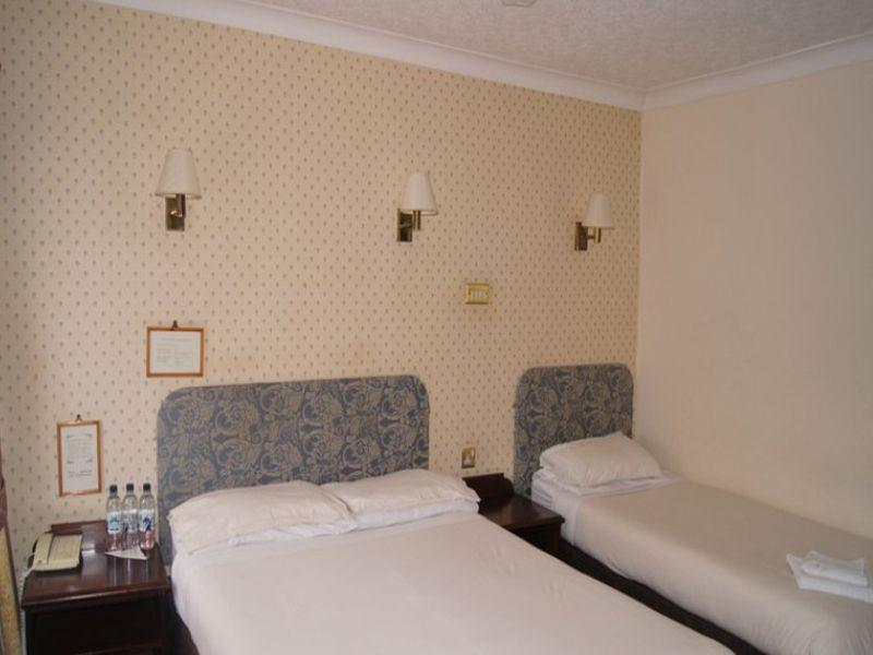 Familiekamer (1 Tweepersoonsbed + 1 Eenpersoonsbed) (Family Room - (1 Double Bed 1 Single Bed))