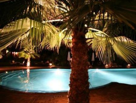 Swimming pool Hotel Dar Zitoune Taroudant