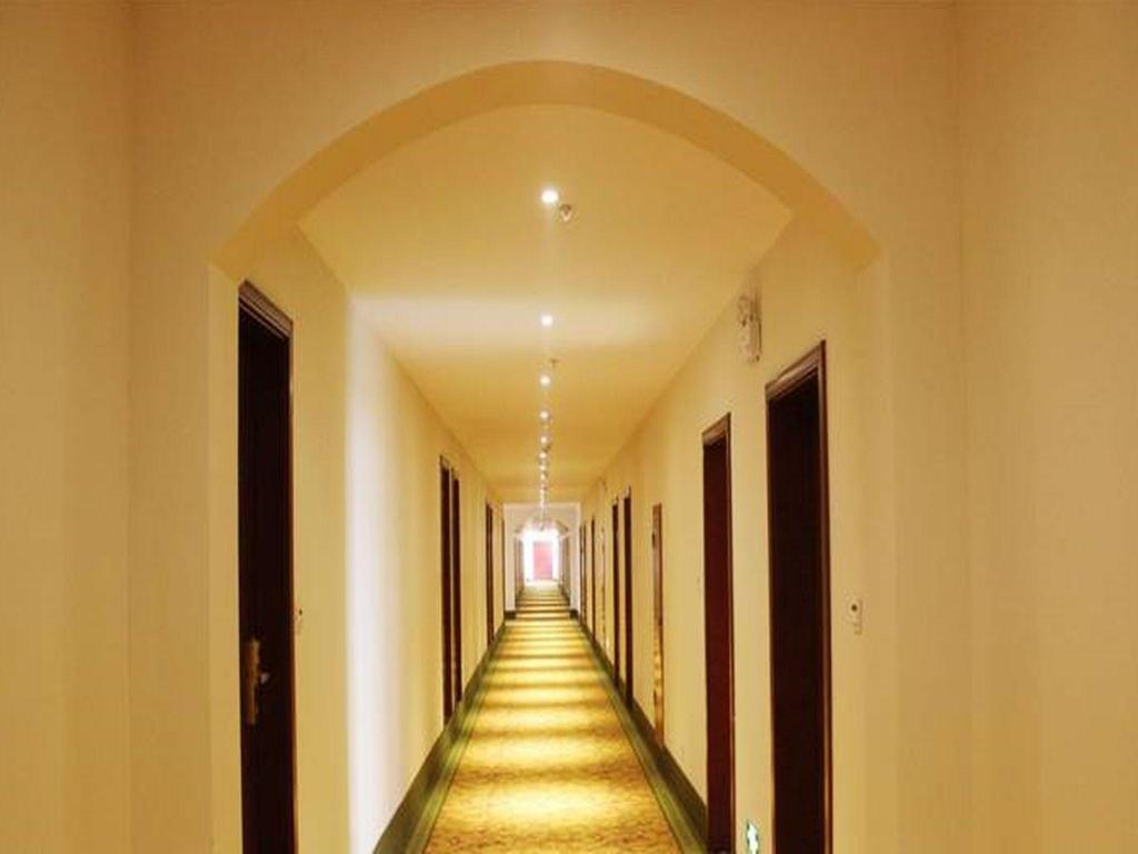 Interior view GreenTree Inn Suqian Siyang Renmin Road Zhongxing Express hotel