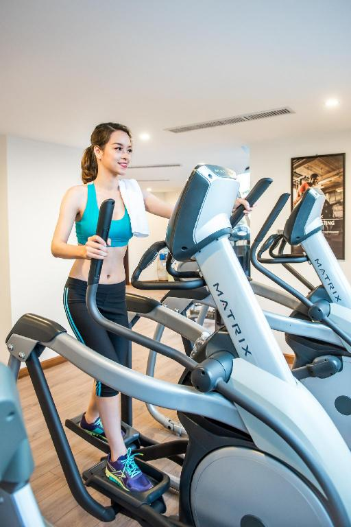 Fitness center Dream Hotel & Apartment