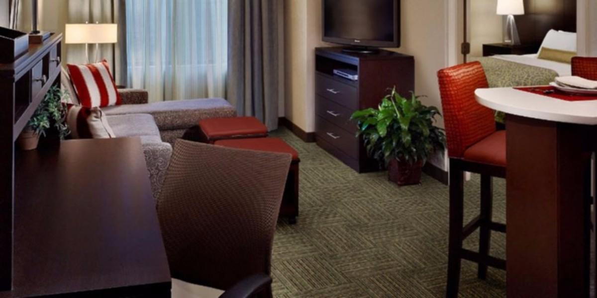 . Staybridge Suites Houston   Medical Center in Houston  TX    Room