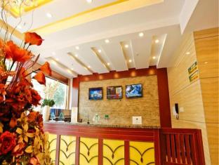 GreenTree Inn Nanjing Jiangning Tianyin Avenue Subway Station Express Hotel