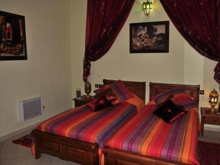 Berbere Twin Room