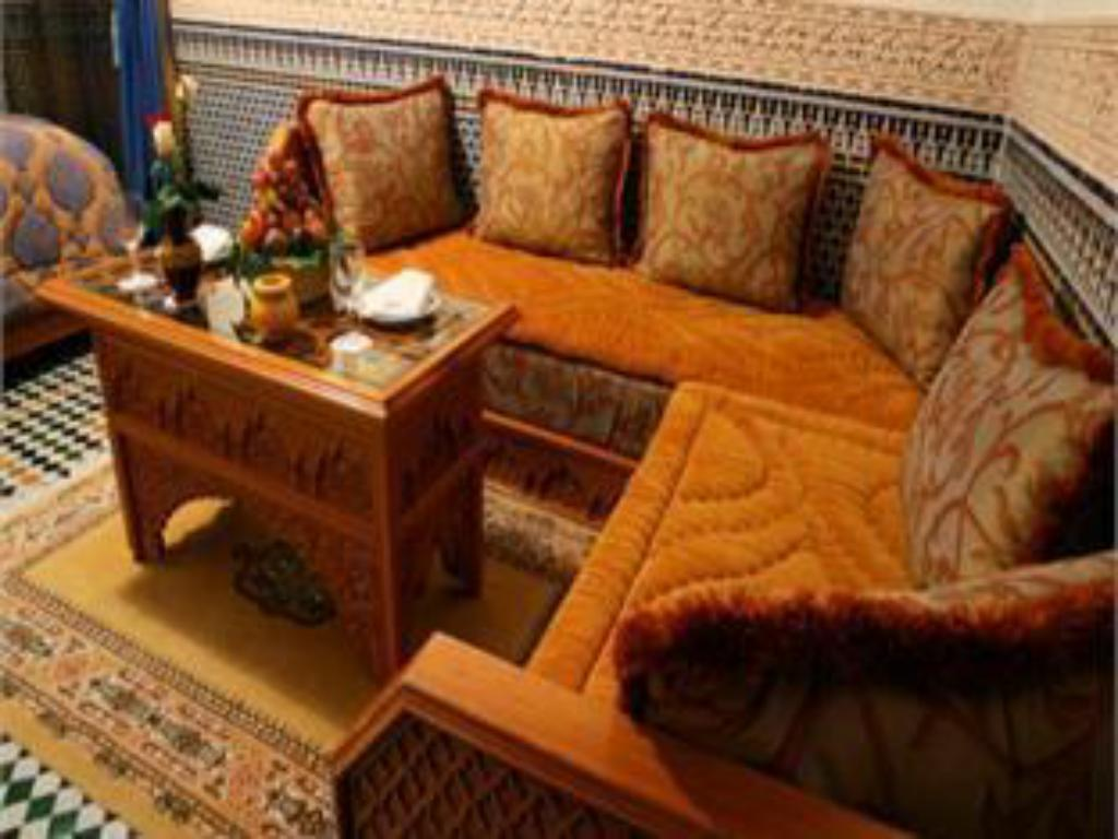 More about Riad Myra
