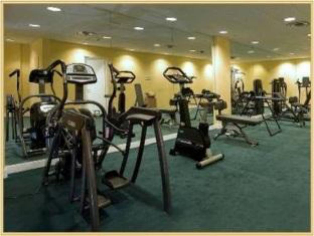 Fitness center Test BD Hotel