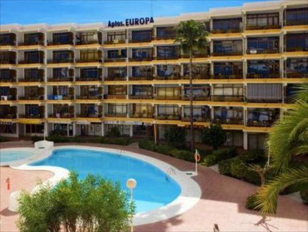 Best price on hv apartamentos europa in gran canaria for Apartamentos europa
