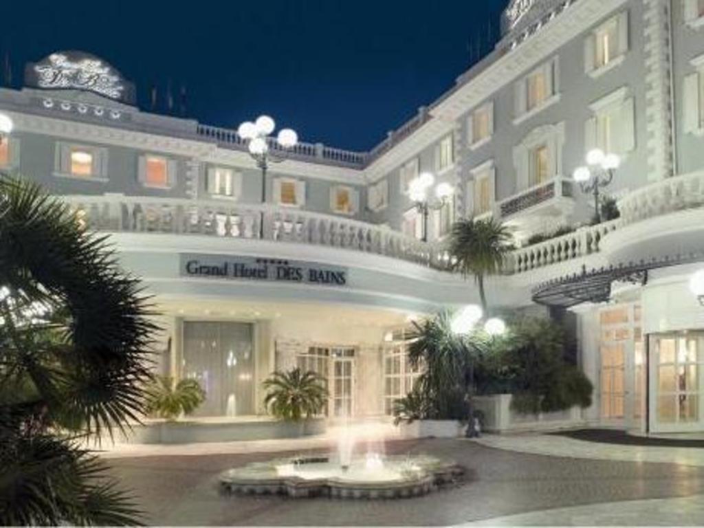 Grand Hotel Des Bains Riccione Italien Preise 2020 Agoda