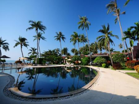 Swimming pool [outdoor] Mercure Koh Samui Beach Resort