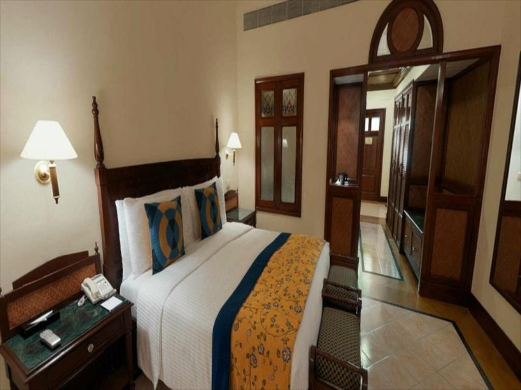Garden View Suite - King - Guestroom The LaLiT Golf & Spa Resort Goa