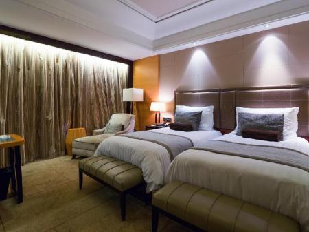 Deluxe Room Wyndham Grand Plaza Royale Oriental Shanghai